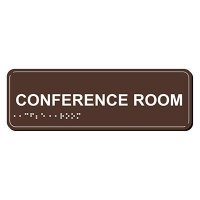 Conference Room ADA Signs