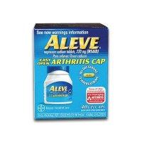 Aleve® Easy-Open Arthritis Cap Gelcaps
