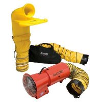 Allegro® Axial Blower System with MVP, 8""