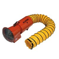 Allegro® Axial Electric Metal Blower with Canister