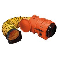 """Allegro® Plastic Axial Blower with Canister, 16"""""""