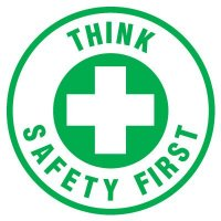 Floor Safety Signs - Think Safety First