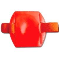 Vertical Orange Arm Badge Holder
