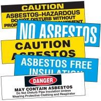 Asbestos Insulation Markers