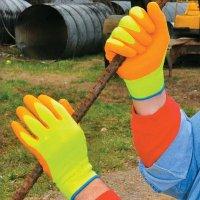 Atlas® Hi-Vis Grip Gloves  317-09S