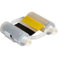 Brady B30 Series B30-R10000-KY-16 Ribbon - Black/Yellow