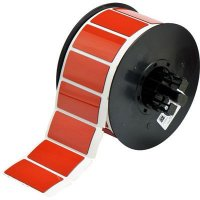 Brady B30 Series B30EP-173-593-RD Label - Red