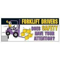 Does Safety Have Your Attention Banner