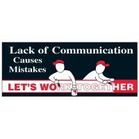 Let's Work Together Banner