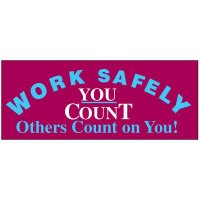 Work Safely Banner