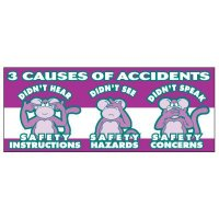 3 Causes Of Accidents Banner