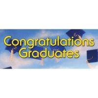 Congratulations Graduates Banner