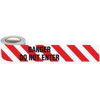 Jumbo Danger Do Not Enter Barricade Tape