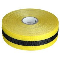 Striped Nylon Barricade Tape