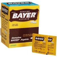 Bayer® Aspirin First Aid Only 12408