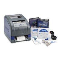 Brady BBP33 Label Printer w/ Cutter, LabelMark 5, MarkWare Software
