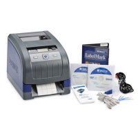 Brady BBP33 Label Printer w/ Cutter and LabelMark Software