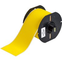 Brady BBP33 B33C-3000-437YL Label - Yellow