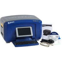 Brady BBP35 Benchtop Multi-Color Label Printer