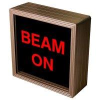 Beam On Backlit LED Sign