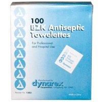 Benzalkonium Chloride Towelettes  1303