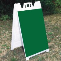 Blank A-Frame Signs