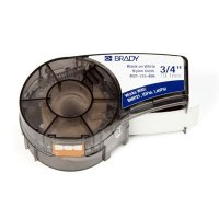 Brady BMP21 Plus M21-375-499 Label Cartridge - Black on White