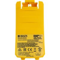 Brady BMP61 Yellow Battery Cover