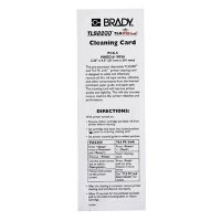 Brady BMP61 Cleaning Wipers Kit, 5/Pack