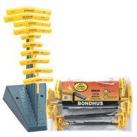 Bondhus® - Balldriver® T-Handle Hex Key Sets  13138