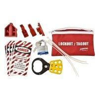 Brady 45608 Personal Electrical Circuit Breaker Lockout Kit
