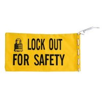 Brady 65780 Locked Out for Safety Cinch Bags