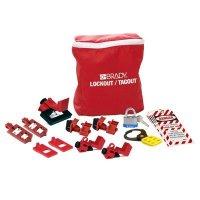Brady 134034 Brady Breaker Lockout Pouch Kit