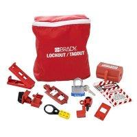 Brady 134031 Brady Electrical Lockout Pouch Kit