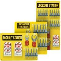 Lockout Station Boards