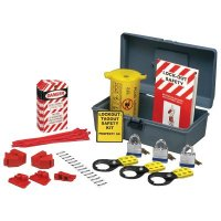 Brady® 45618 High Performance Electrical Lockout Kit