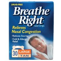 Breathe Right® Nasal Strips -  101591