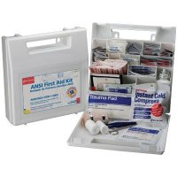ANSI Bulk First Aid Kit - 50 Person First Aid Only 225-AN