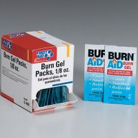 Burn Relief Pack First Aid Only G469