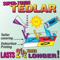 Tedlar® Chemical-Resistant Laminate Sheets