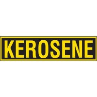 Chemical Labels - Kerosene