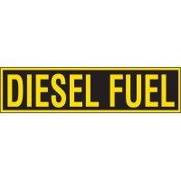 Chemical Labels - Diesel Fuel