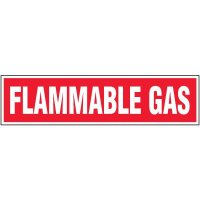 Chemical Labels - Flammable Gas