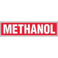 Chemical Labels - Methanol