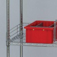 Shelf Dividers For Chrome Wire Shelving