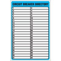 Circuit Breaker Directory