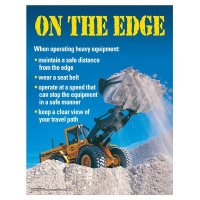 Clement Safety Posters - Heavy Equipment