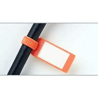 Unnumbered Write-On Cable Ties