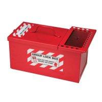 Brady® 105716 Combined Lock Storage and Group Lock Box
