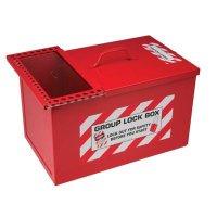 Brady 105717 Combined Lock Storage and Group Lock Box